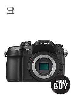 panasonic-pound100-cashbacksup1-dmc-gh4eb-k-lumix-g-compact-system-camera-with-4k-video-and-wifi-body-only