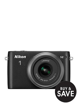 nikon-1-s2-compact-system-camera-with-11-275-mm-lens-kit-142mp-30-inch-lcd-black
