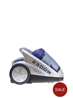 hoover-tsxp2308-sonix-power-2300-watt-bagless-cylinder-vacuum-cleaner