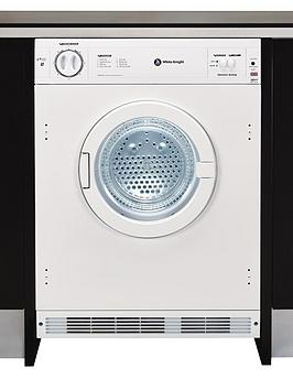 White Knight C8317 7Kg Load Integrated Vented Tumble Dryer