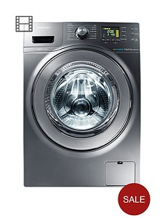 samsung-wd806u4sagd-8kg-wash-5kg-dry-ecobubble-washer-dryer-graphite