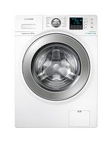 WF12F9E6P4W 1400 Spin, 12kg Load, Washing Machine with ecobubble™ Technology - White