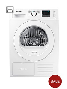 samsung-ecobubble-dv70f5e0hgw-7kg-heat-pump-condenser-tumble-dryer
