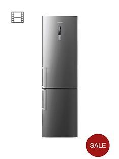 samsung-g-series-rl60gzeih1-fridge-freezer-freestanding-inox-steel