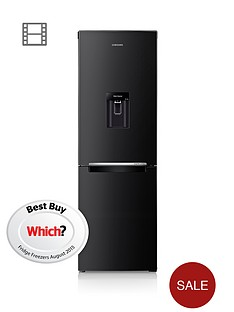 samsung-rb29fwrndbc-60cm-no-frost-fridge-freezer-with-digital-inverter-technology-black