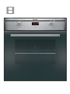 indesit-fims53jkaix-built-in-single-electric-oven-stainless-steel