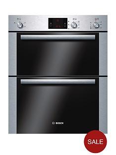 bosch-hbn13b251b-classixx-built-under-double-hot-air-oven-brushed-steel
