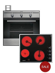 indesit-fim31kaix-60cm-single-fan-oven-and-vrm640mc-ceramic-hob-pack