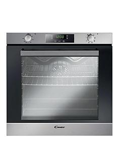 candy-fxp609x-60cm-built-in-maxi-multifunction-touch-control-single-oven-black