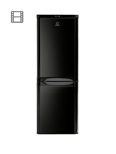 indesit-ncaa55k-55cm-fridge-freezer-black