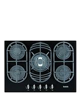 BGG70 70 cm Gas on Glass Hob