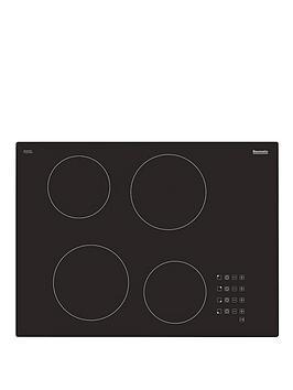 baumatic-bhc700-70cm-side-touch-control-ceramic-hob-black