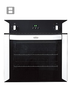 belling-bi60fp-60cm-built-in-single-fan-electric-oven-white