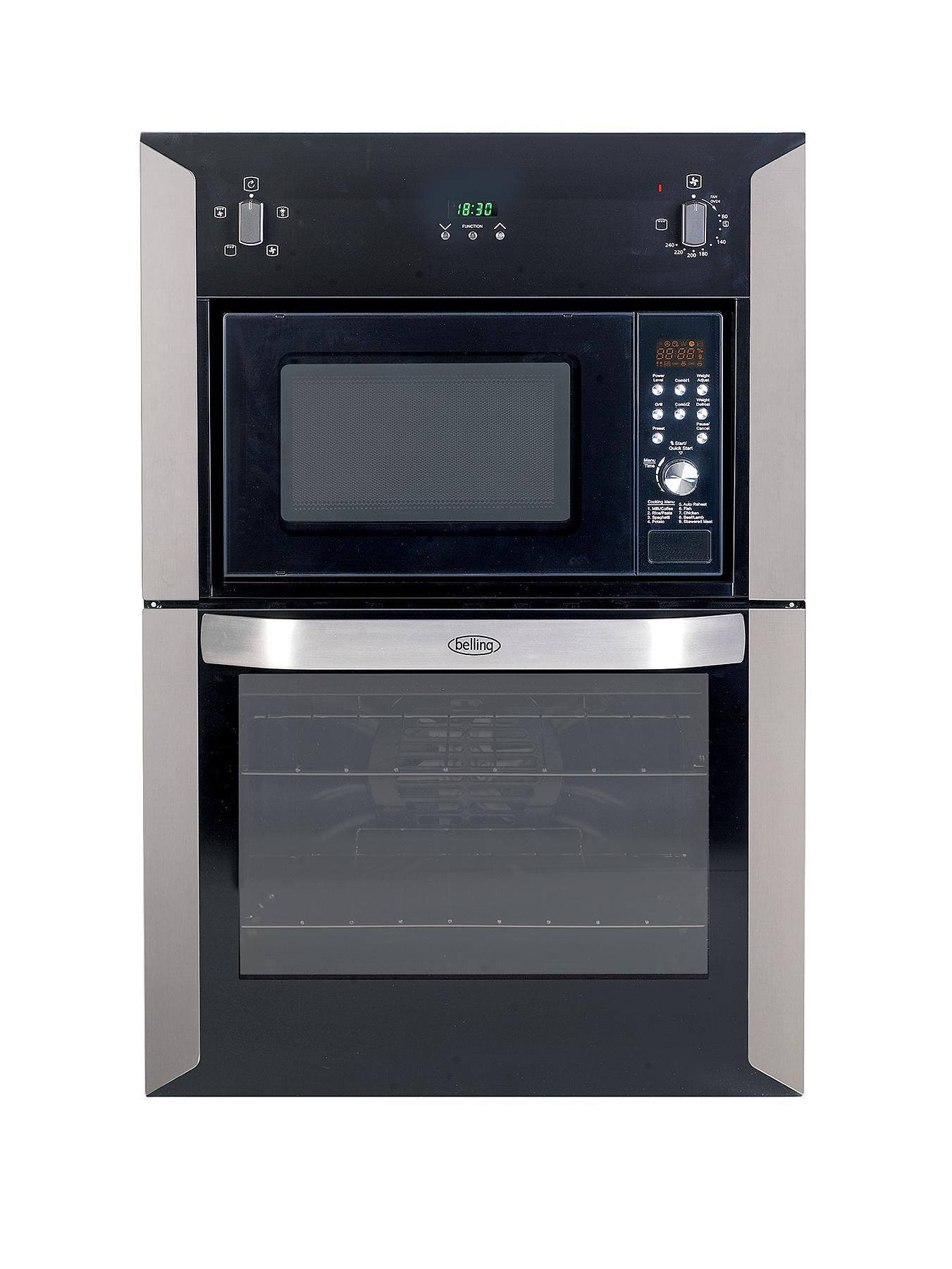 Microwave Ovens Stainless Steel Microwave Ovens General