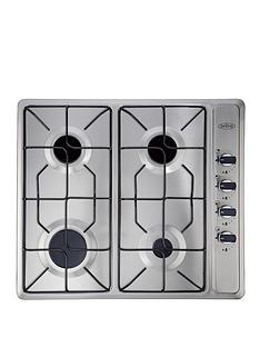 belling-ghu60ge-60-cm-built-in-gas-hob-stainless-steel