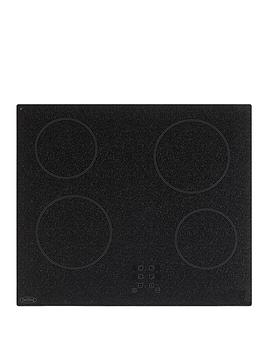belling-ch60t-60cm-built-in-touch-control-ceramic-hob-granite-effect