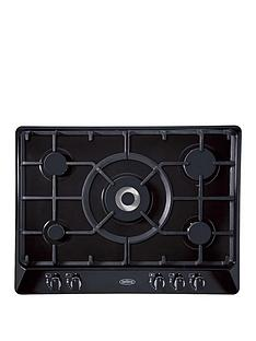 belling-ghu70gc-70cm-built-in-cast-iron-gas-hob-black