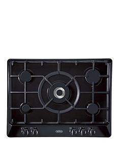 belling-ghu70tgc-70cm-built-in-gas-hob-black