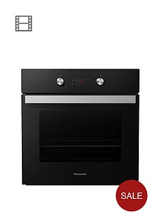 panasonic-hl-ck644-60-cm-built-in-single-fan-electric-oven-black