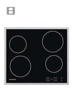 samsung-c61r1aamst-60cm-built-in-ceramic-hob-black