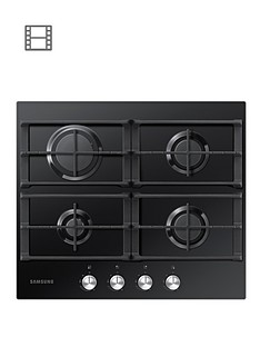 samsung-na64h3000ak-60cm-built-in-gas-hob-black