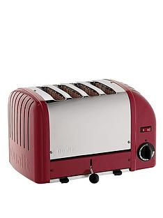 dualit-40353-vario-4-slice-toaster-red