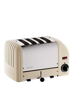 dualit-40354-vario-4-slice-toaster-utility-cream