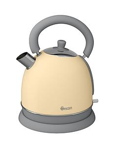 swan-sk261020cn-retro-dome-kettle-cream
