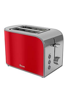 swan-vintage-2-slice-toaster-red