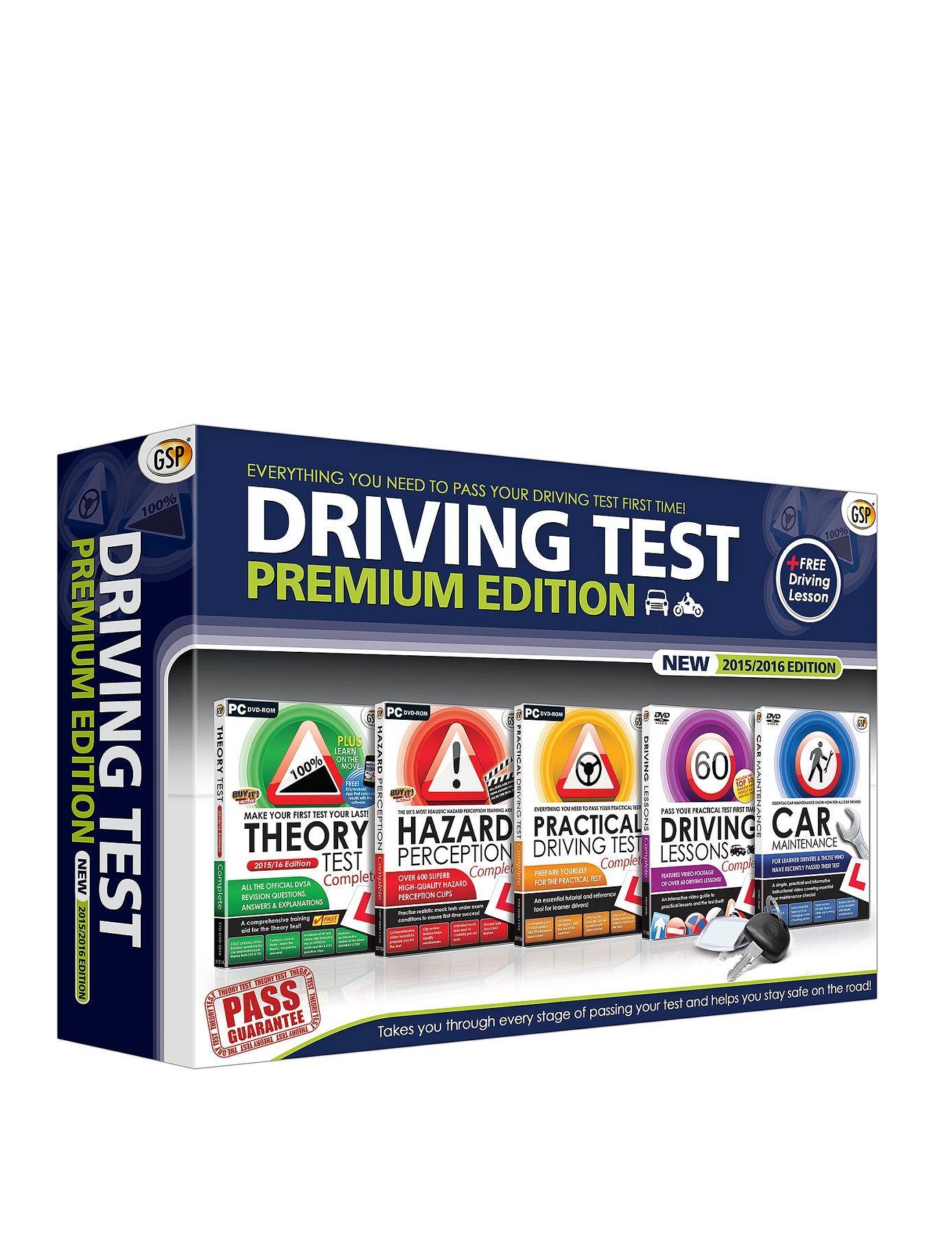 Driving Test Premium 2014 Edition