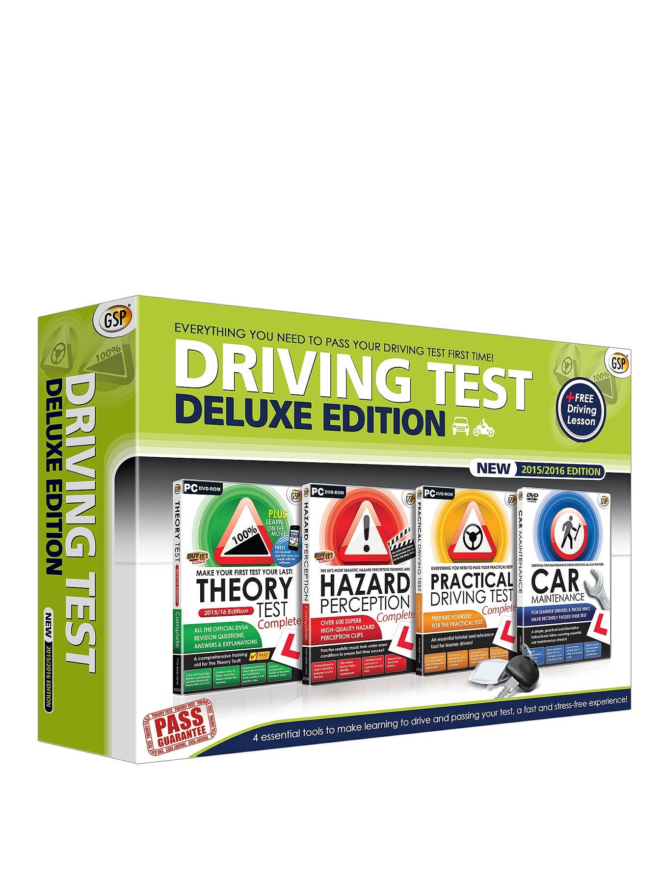 Driving Test Deluxe 2014 Edition
