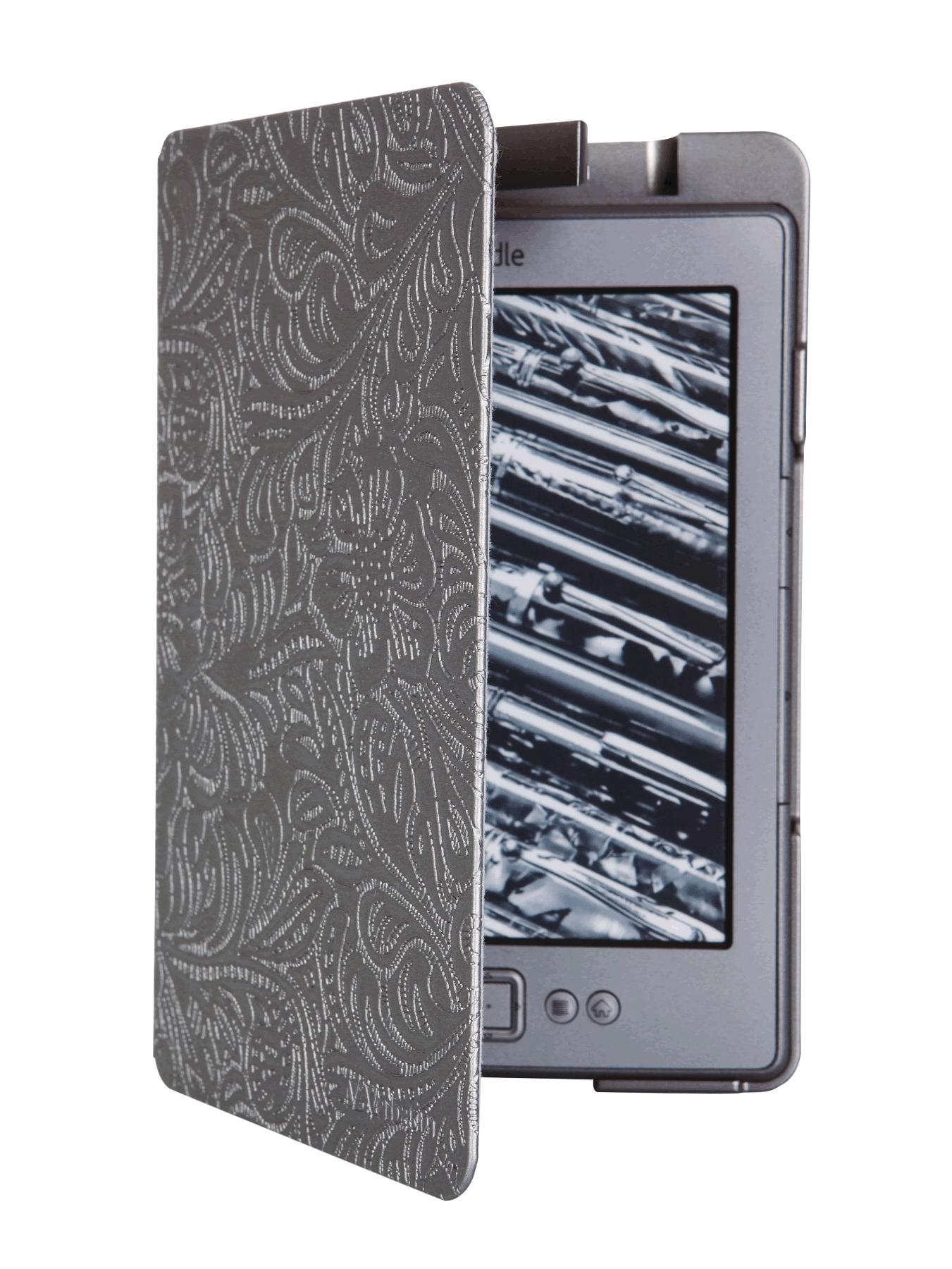 Kindle 6 inch E-Ink Case, Grey