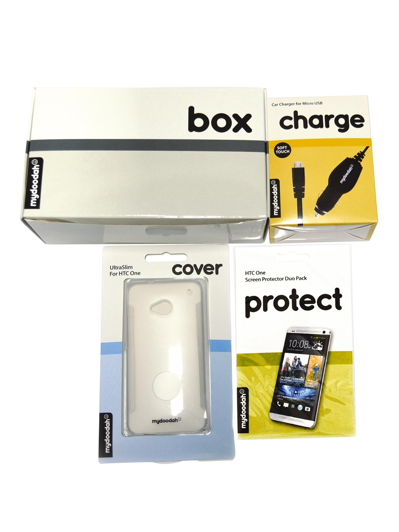 Samsung S4 Starter Kit Protect and Charge