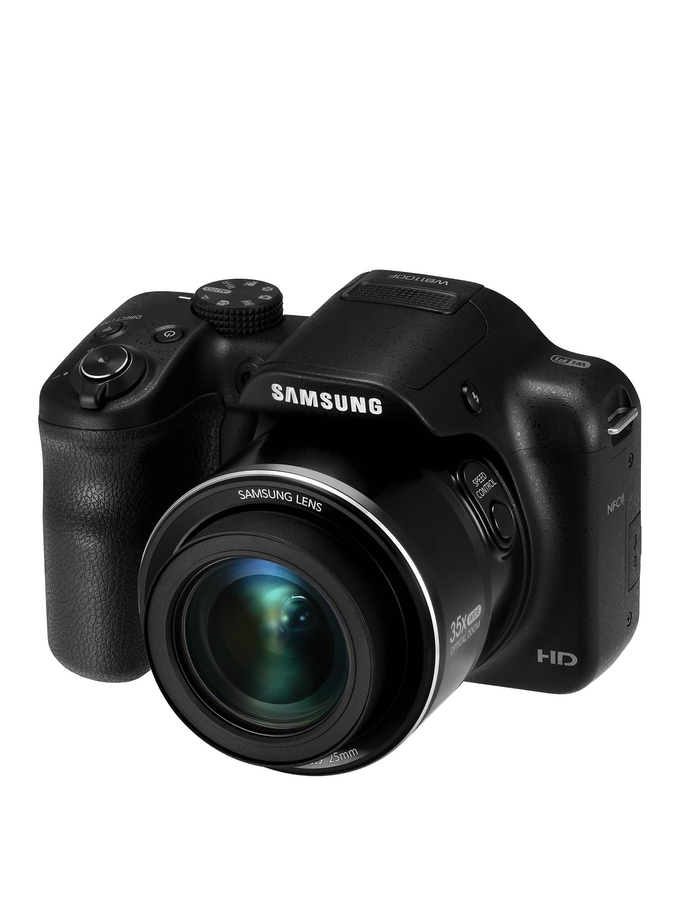 WB1100F 16.2 Megapixel 35x Zoom SMART Bridge Camera
