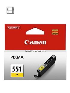 canon-cli-551-yellow-ink-tank