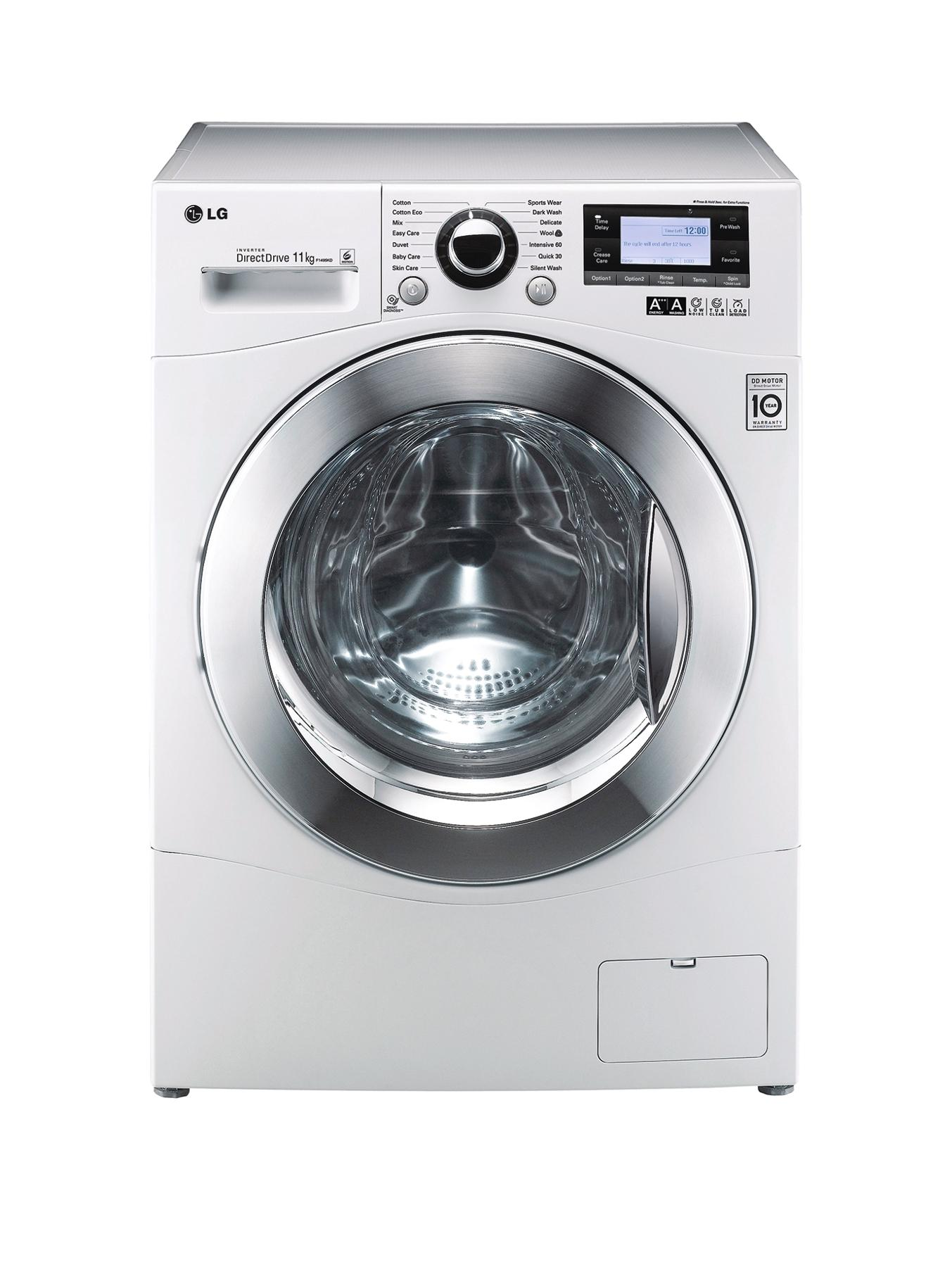 F1495KD 1400 Spin, 11kg Load Washing Machine