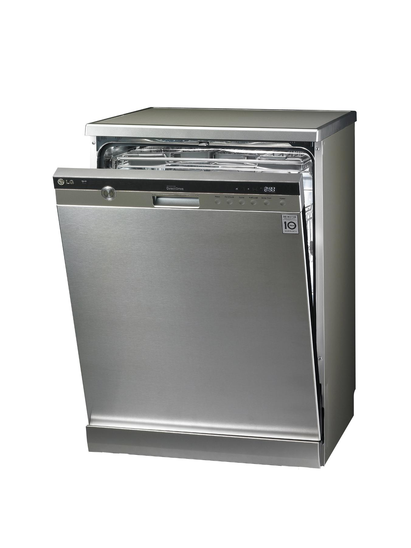 D1454TF Truesteam 14-Place Setting Full Size Dishwasher