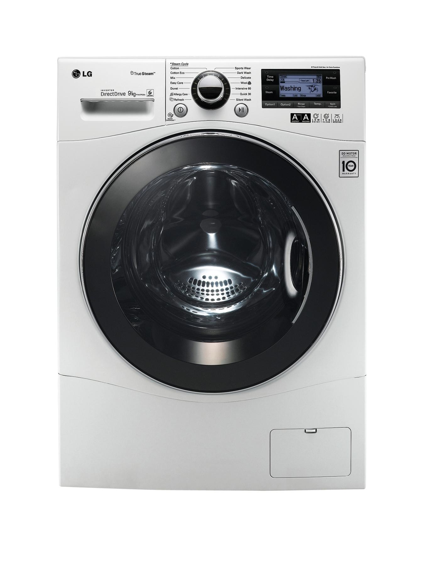 F14A7FDSA 9kg Load, 1400 Spin Washing Machine