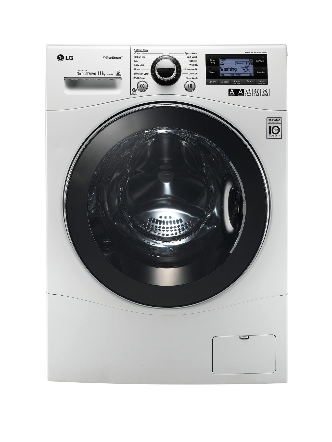 F1495KDS 11kg Load, 1400 Spin Washing Machine