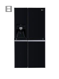 lg-gsl545wbyv-frost-free-usa-style-fridge-freezer-black