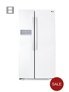 lg-gsb325swqv-frost-free-usa-style-fridge-freezer-white
