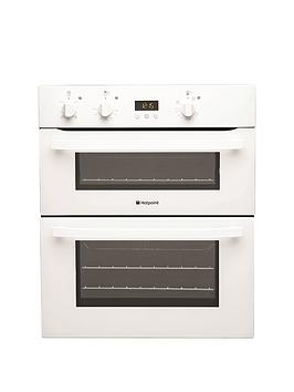 hotpoint-newstyle-uh53ws-built-under-electric-double-oven-white