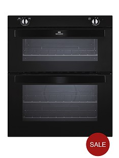 new-world-nw701do-70cm-built-under-fanned-electric-double-oven-black