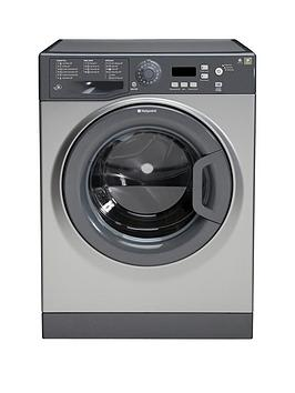 Hotpoint Extra Wmxtf942G 1400 Spin 9Kg Load Washing Machine  Graphite