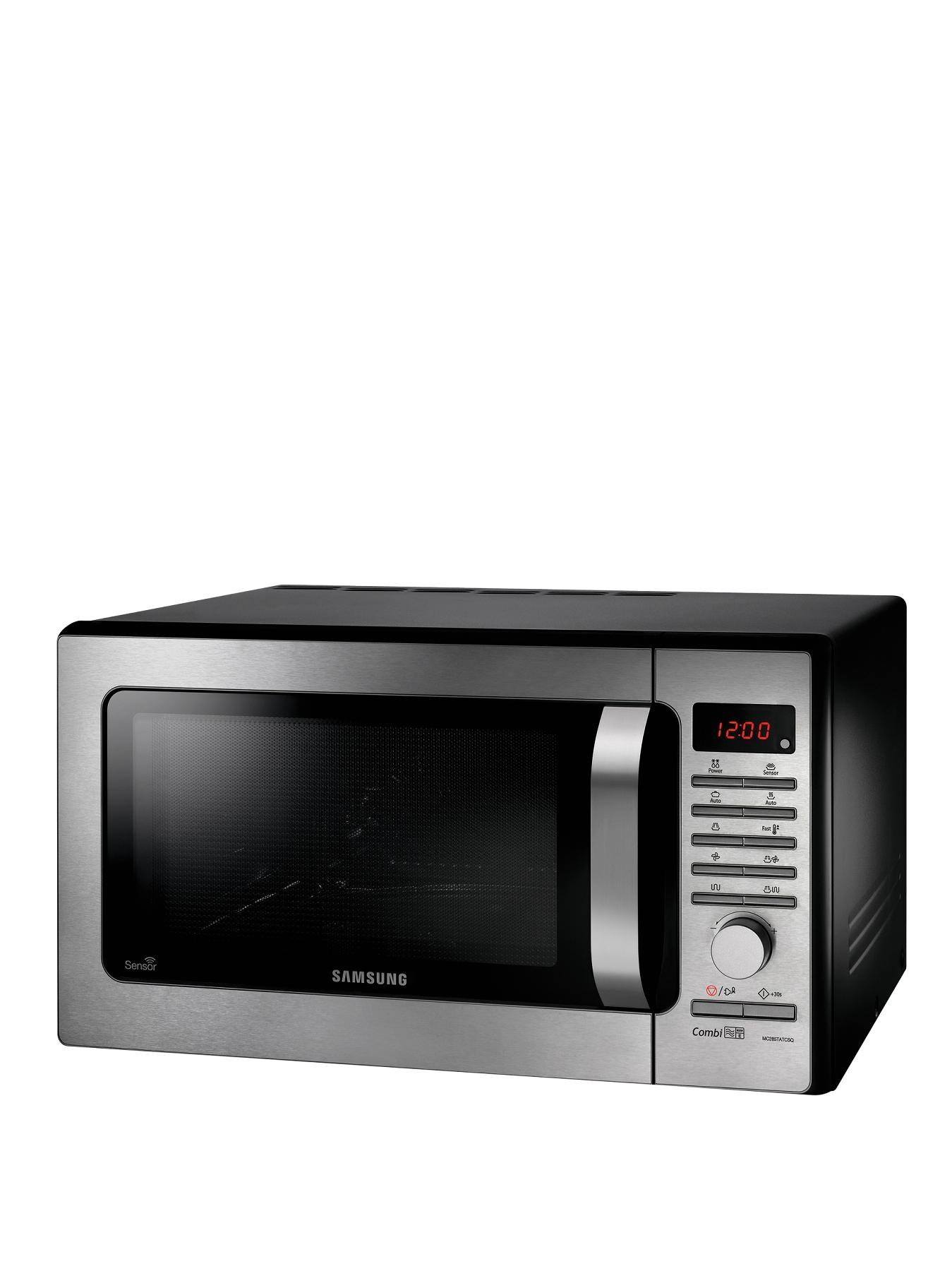 MC285TATCSQ/EU 28-Litre Combination Microwave - Stainless Steel
