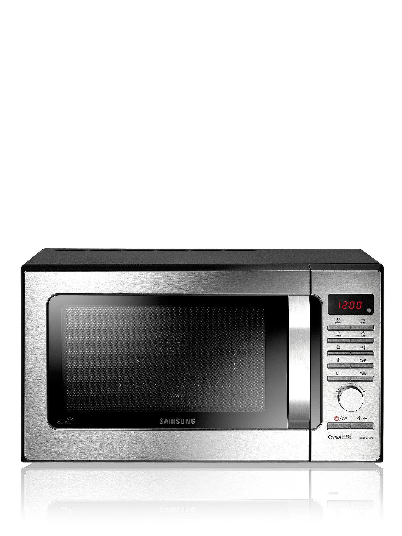 MC32F606TCT/EU 28-Litre Smart Microwave - Stainless Steel