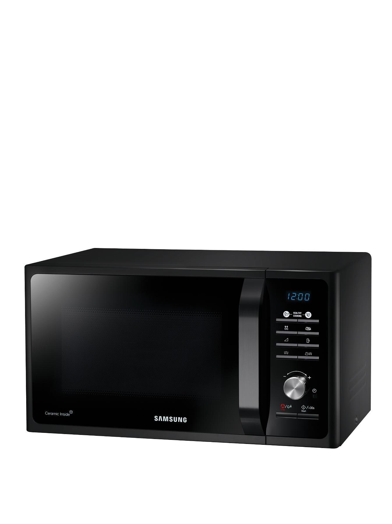 MG23F301TAK/EU 23-Litre Grill Microwave - Black