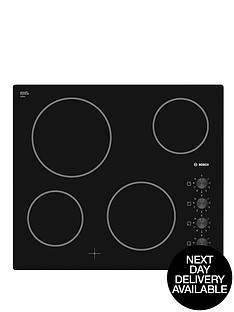 bosch-pke611c17e-classixx-4-zone-quick-therm-ceramic-hob-black-glass