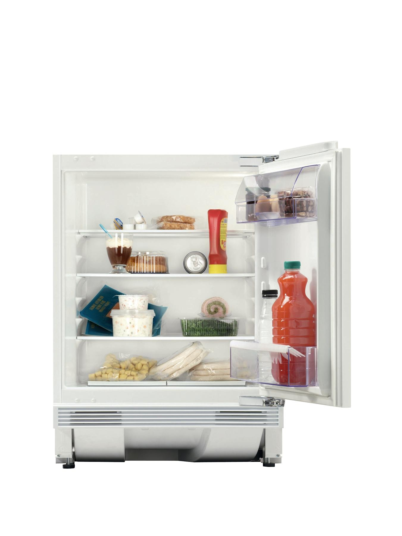 zqa14030da integrated under counter fridge. Black Bedroom Furniture Sets. Home Design Ideas