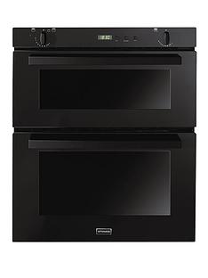 stoves-sgb700ps-70cm-integrated-gas-double-oven-black